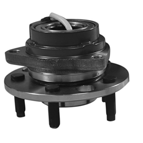 Assembly Axle Cadillac (GSP 104121 Axle Bearing and Hub Assembly - Left or Right Front (Driver or Passenger Side))