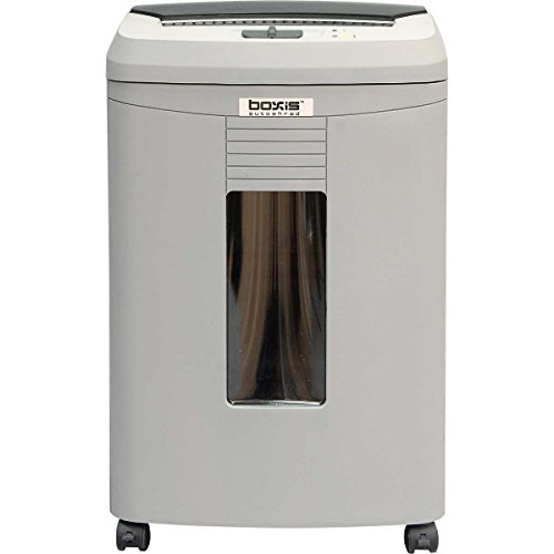 Boxis Autoshred 100 Sheet Autofeed Microcut Shredder by BOXIS