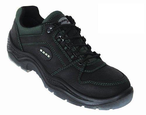 De seguridad zapatos de seguridad Andy 2240 perfectamente Plus S3 de cuero zapatos de seguridad de colour gris, Gris, 2240