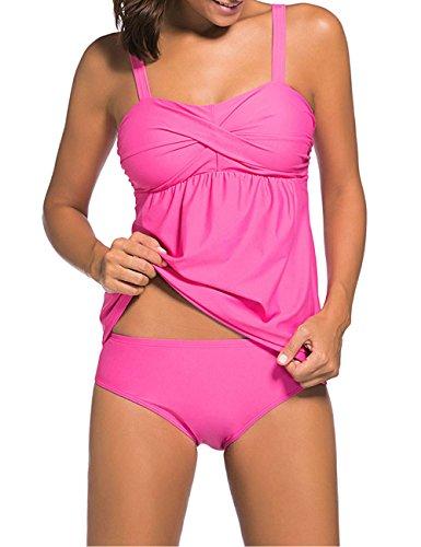 Pinkyee - Tankini - para mujer Color106