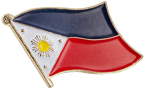US Flag Store Philippines Lapel Pin