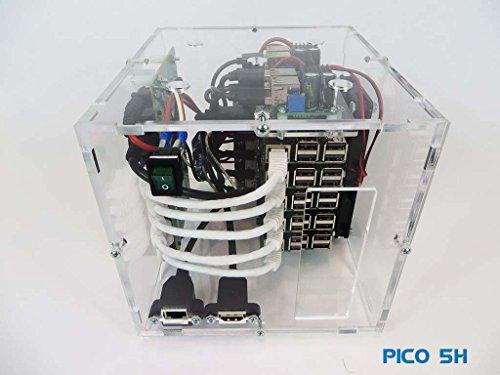 Pico 5H Raspberry PI - Advanced Kit - 160GB Storage