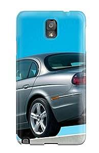 Galaxy Note 3 Case Bumper Tpu Skin Cover For Jaguar S-type 33 Accessories