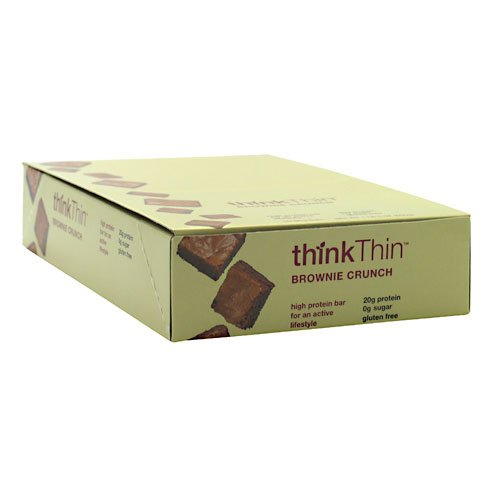 Think Products Think Thin Bar Brwn Crnch 10/B