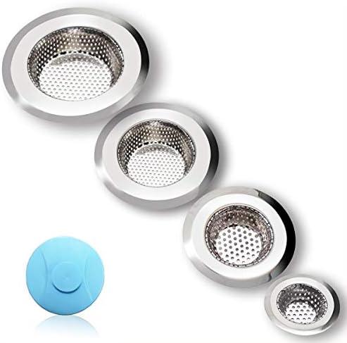 sink plug sink strainer sink strainer for kitchen bath plugs shower drain cover hair catcher hair catcher sink strainer plug shower hair trap beige