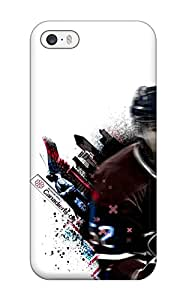 Cute Appearance Cover/tpu QsfGWyf5801tBWfi Hockey Nhl Montreal Canadiens Mathieu Darche D Case For Iphone 5/5s