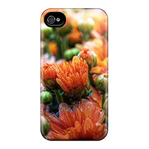 (Zvu6152uPLe)durable Protection Cases Covers For Iphone 6(cute Daisies)