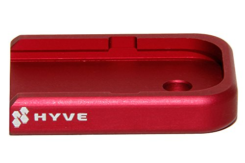 Hyve Technologies Small Magazine Base (Red) for sale  Delivered anywhere in USA