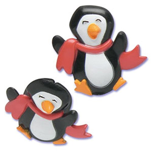 Oasis Supply Penguin Puffy Cupcake/Cake Decorating Rings,...
