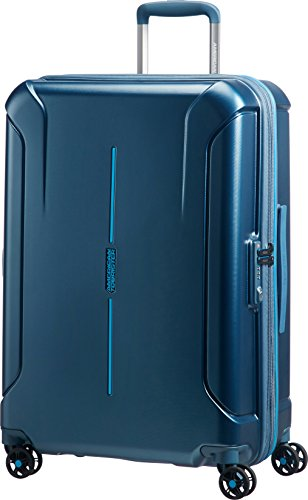 American Tourister Technum Spinner Hardside 24, Metallic Blue by American Tourister