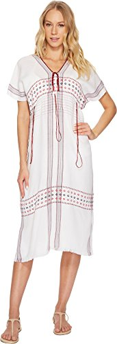 Hat Attack Women's Beach Dress Natural One Size