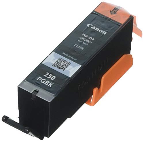 Canon PGI-250 PGBK Ink Tank, Compatible to MG5520, MG6620, MG5420, MG5422, MG5522, MG5620, MG6320, MG6420, MG7120, MG7520, MX722, MX922, iP7220, iP8720, and iX6820 primary