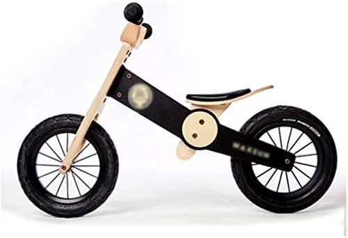 JianMeiHome Bicicleta para niños Bicicleta para niños balancín de Madera sin Bicicleta de Pedales 1-6 años: Amazon.es: Hogar