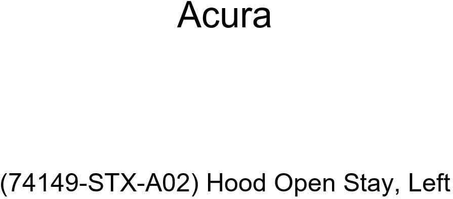 Body Genuine Acura Left 74149-STX-A02 Hood Open Stay Hoods