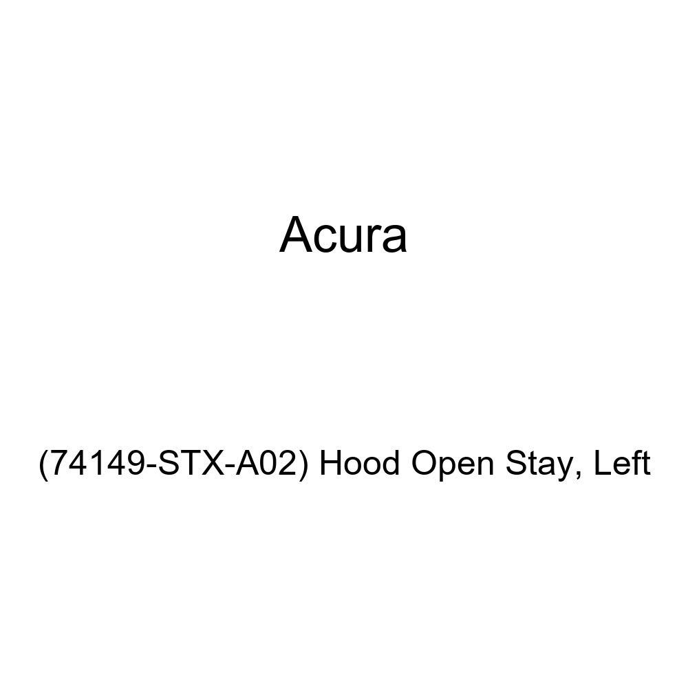 Genuine Acura (74149-STX-A02) Hood Open Stay, Left