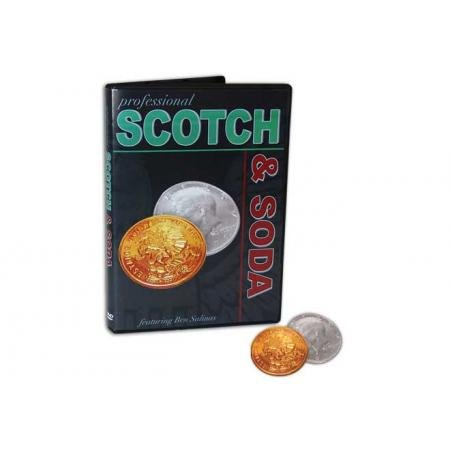 Price comparison product image Professional Scotch & Soda - DVD and Gimmick