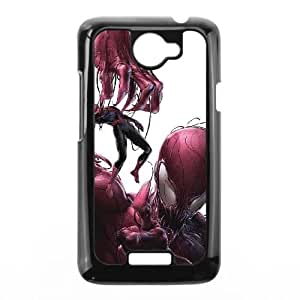 Carnage HTC One X Cell Phone Case Black PhoneAccessory LSX_660211