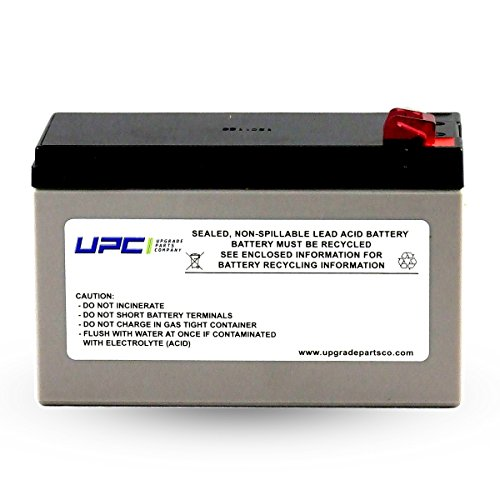 UPC RBC2 Precharged Replacement Battery Pack for BK350 and BK500 -