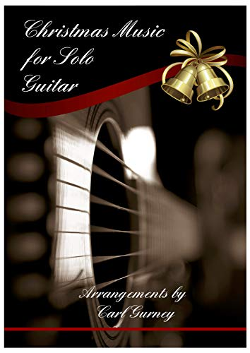 (Christmas Music for Solo Guitar - Tablature version)