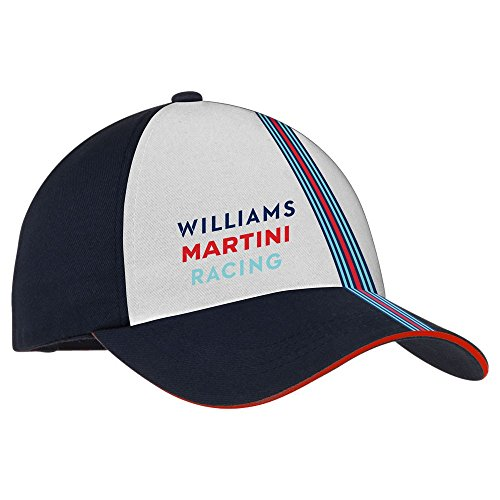 Used, Williams Martini Racing Team Cap for sale  Delivered anywhere in USA