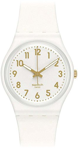 SWATCH watches GENT WHITE BISHOP GW164 Men's [regular imported goods]