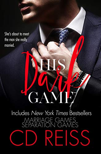 His Dark Game: The Complete Games - Second Collection Marriage