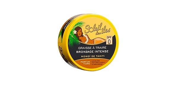 Soleil des Iles 64716 - Grasa de bronceado, perfume de las islas: Amazon.es: Belleza