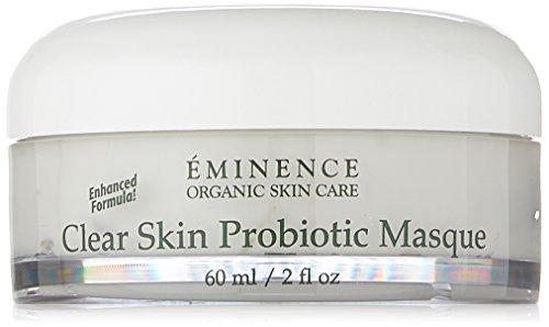 Cosmétique bio Eminence Clear Skin Probiotic Masque, 2 once liquide