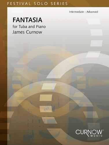 Fantasia for Tuba: Tuba in C (B.C.) with Piano Reduction (Festival Solo) ebook