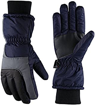 Fazitrip Waterproof Windproof Winter Gloves