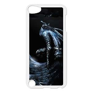 iPod Touch 5 Case White Dark Souls jzov