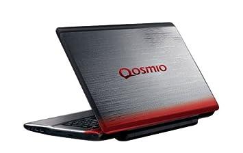Toshiba Qosmio X770-13J - Ordenador portátil (Gris, Rojo, Concha, i7