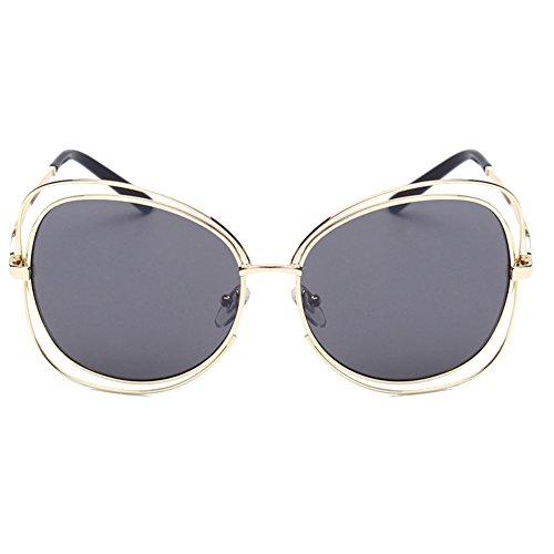 XFIERY SG800026C1 2016 PC Lens Metal Metal Frames Sunglasses