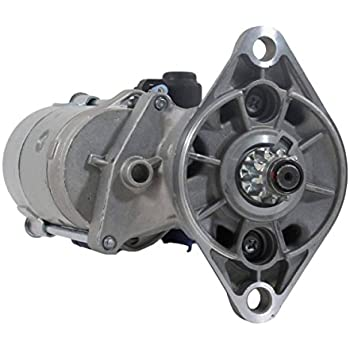 wiring diagram database on amazon com: gear reduction starter fits  jaguar mark series xj6 xk120 on