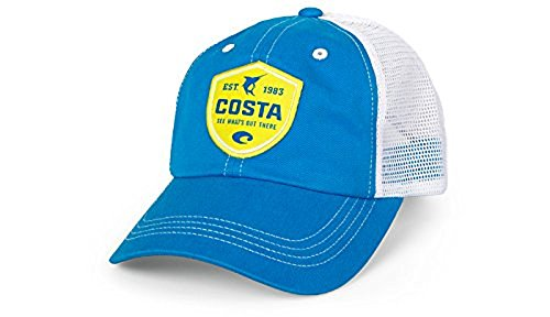 - Costa Shield Trucker Costa Blue Unisex Hat