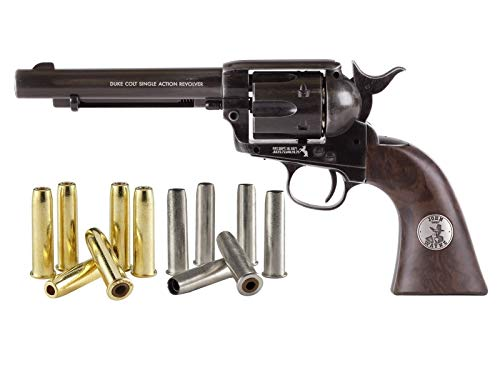 Colt Dual Ammo Duke CO2 Revolver Kit, Weathered air Pistol