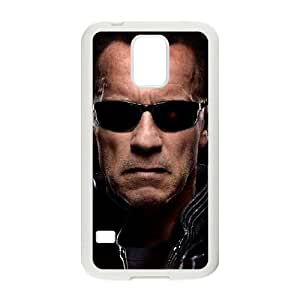 Samsung Galaxy S5 Phone Cases White Terminator FXC531424