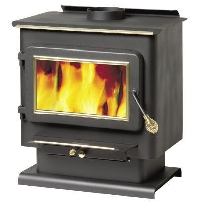 Englander 1,800 sq. ft. Wood-Burning Stove