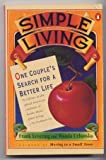 img - for Simple Living: One Couple's Search for a Better Life by Frank Levering (1992-01-01) book / textbook / text book