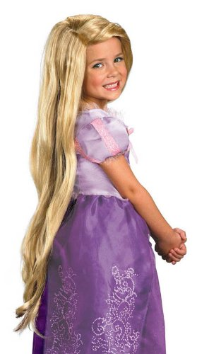 Rapunzel Wig Costume Accessory]()