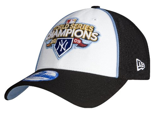 2cbf7f9b0fe Image Unavailable. Image not available for. Colour  New York Yankees 2009  MLB World Series Locker Room Cap
