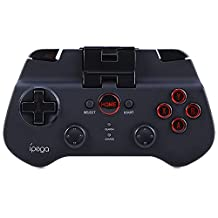 Robolife IPEGA PG-9017S Wireless Bluetooth 3.0 Gamepad Game Controller with Stand for Android iOS Windows PC