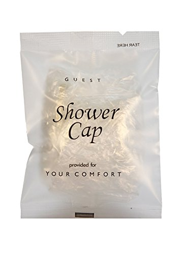 (Shower Cap Frosted Sachet Wrap (Case of 500))