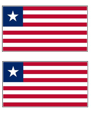 Police Military and Fire Thin Line USA Flag Decal American Flag Sticker  Blue Green and Red