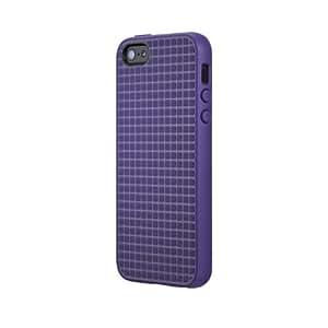 Speck Products PixelSkin HD Rubberized Case for iPhone 5/5s  - Grape Purple