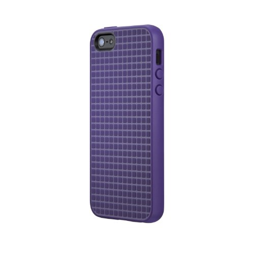 Speck Toughskin Iphone Case (Speck Products PixelSkin HD Rubberized Case for iPhone 5/5s  - Grape Purple)