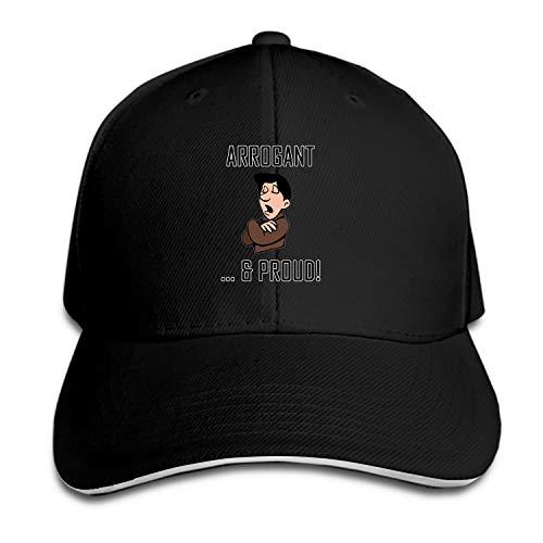 (Unisex Arrogance is A Bliss Dad Hat Baseball Cap Adjustable Trucker Hats )