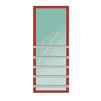 Edelstahl Franzosischer Balkon V2a Fenstergitter Absturzsicherung