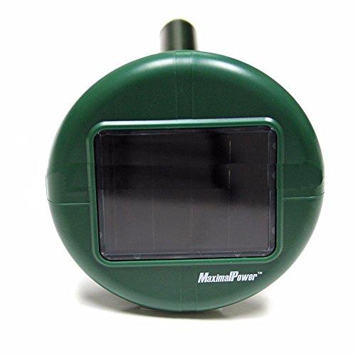 MaximalPower Ultrasonic Solar Charging Green product image
