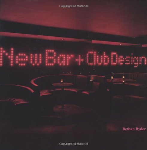 New Bar and Club Design ebook
